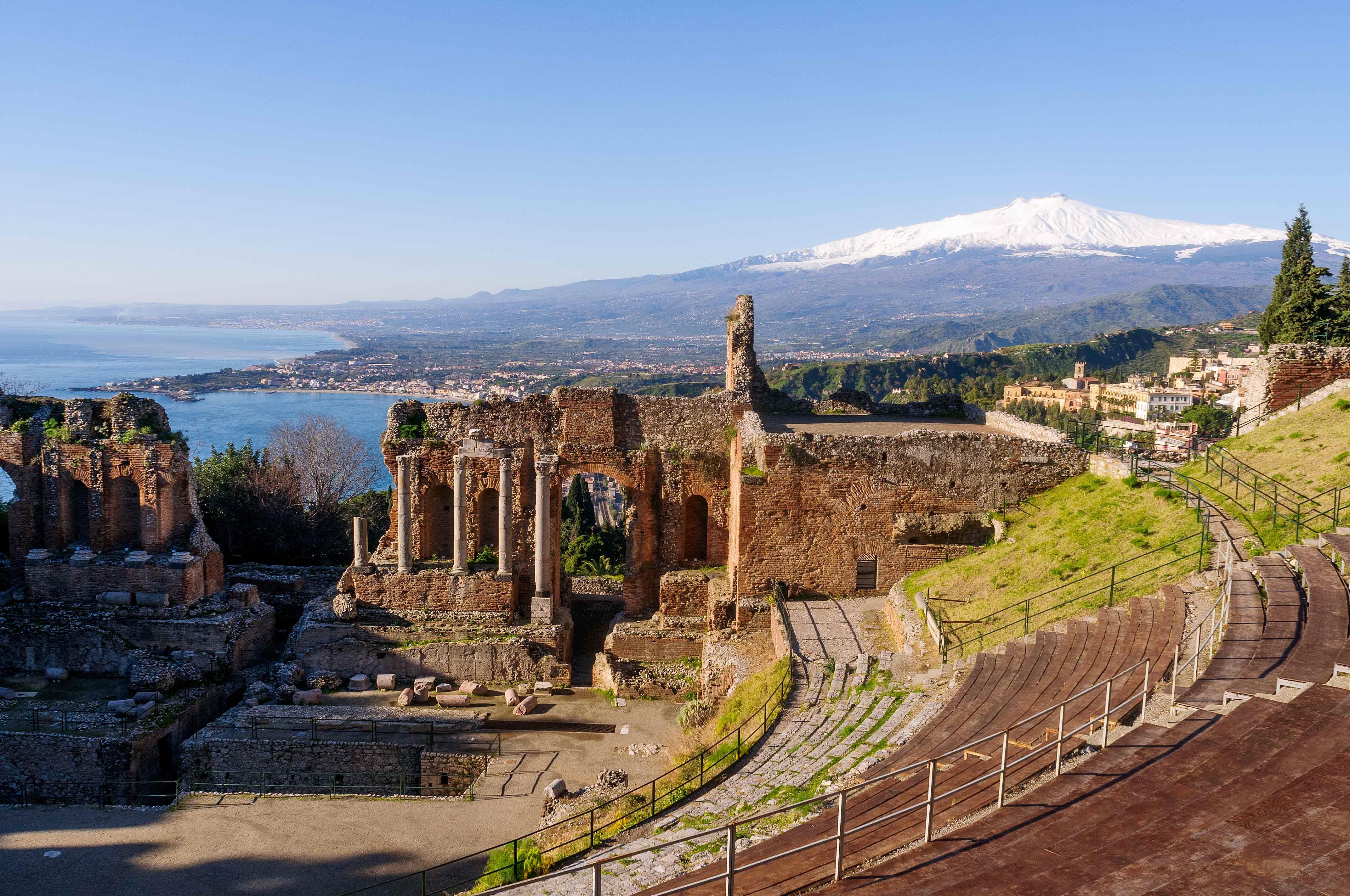 Taormine, Savoca et Castelmola