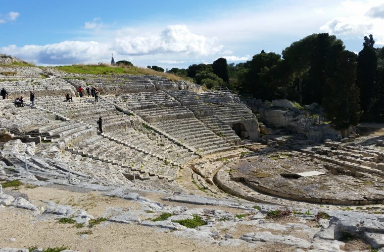 Syracuse Full Day Tour from Catania
