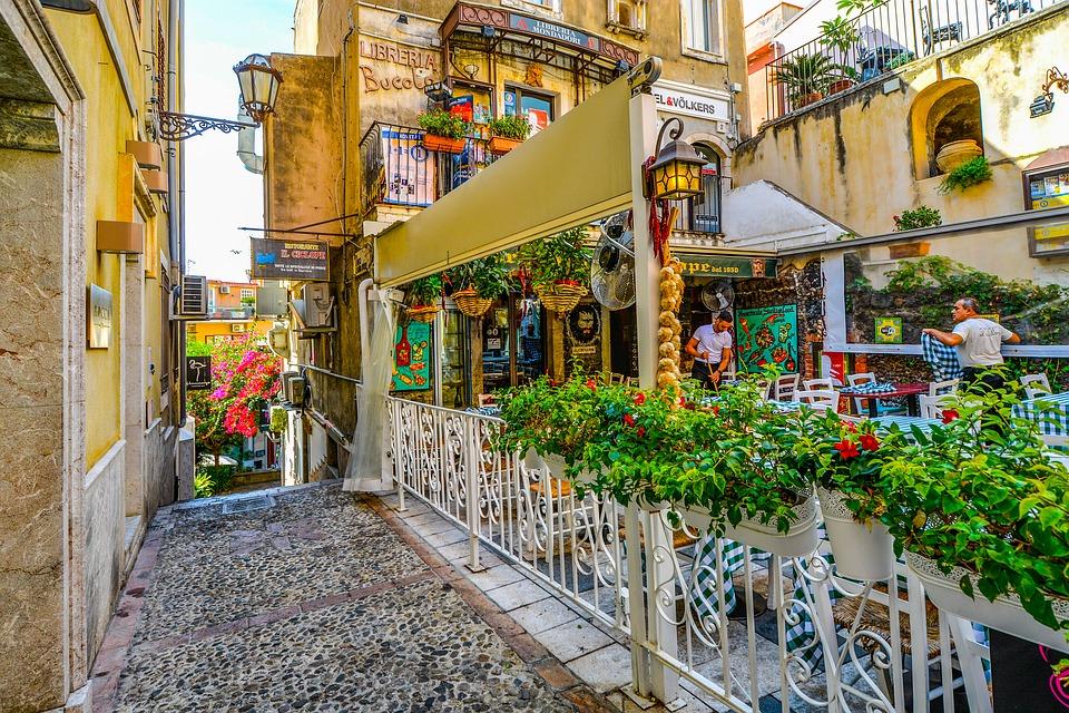 Taormina tour from Catania