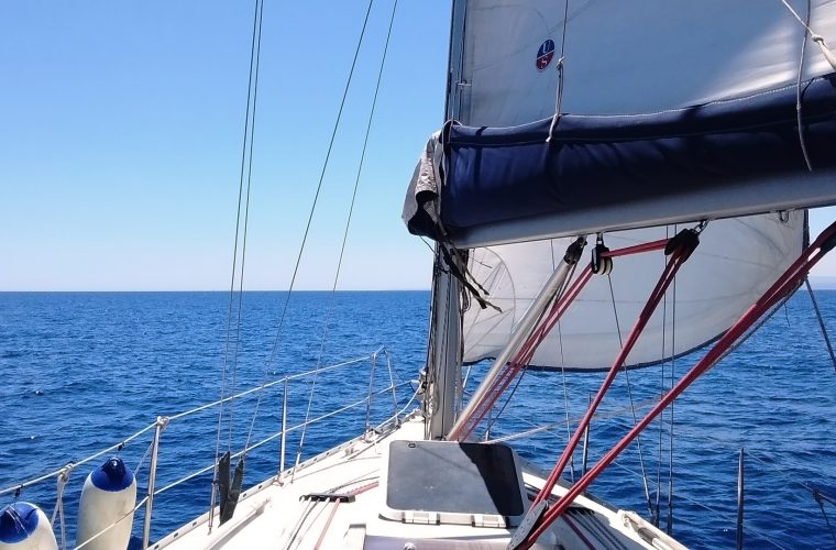 Boat trip from Catania