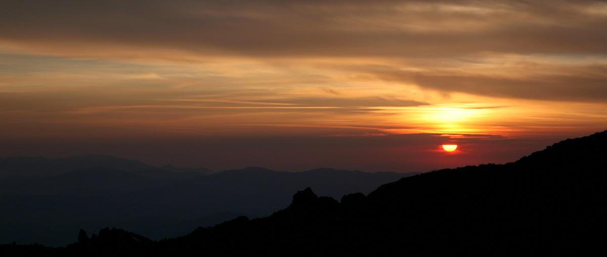 Etna Sunset Experience