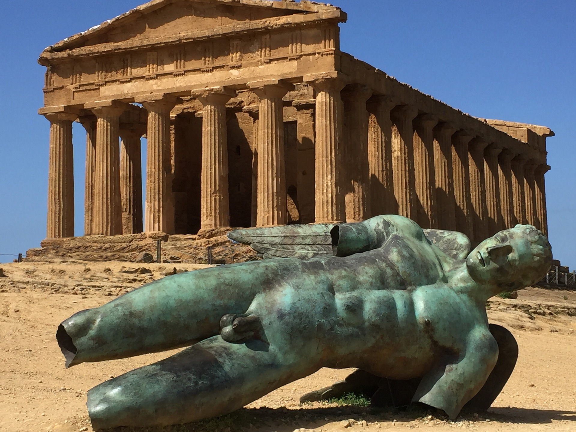 Agrigento, between history and myth