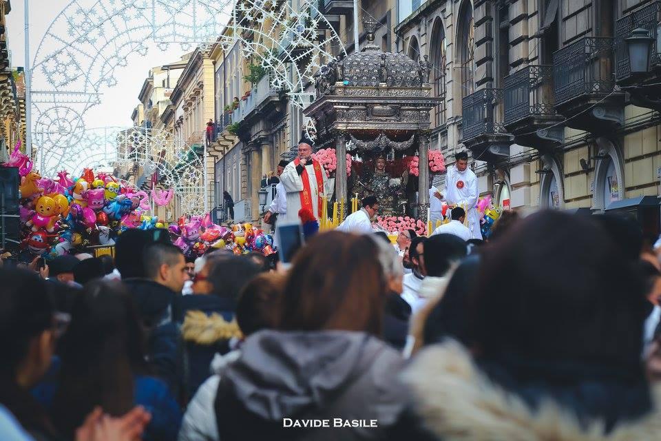 La festa di Sant'Agata: tradizioni e programma.