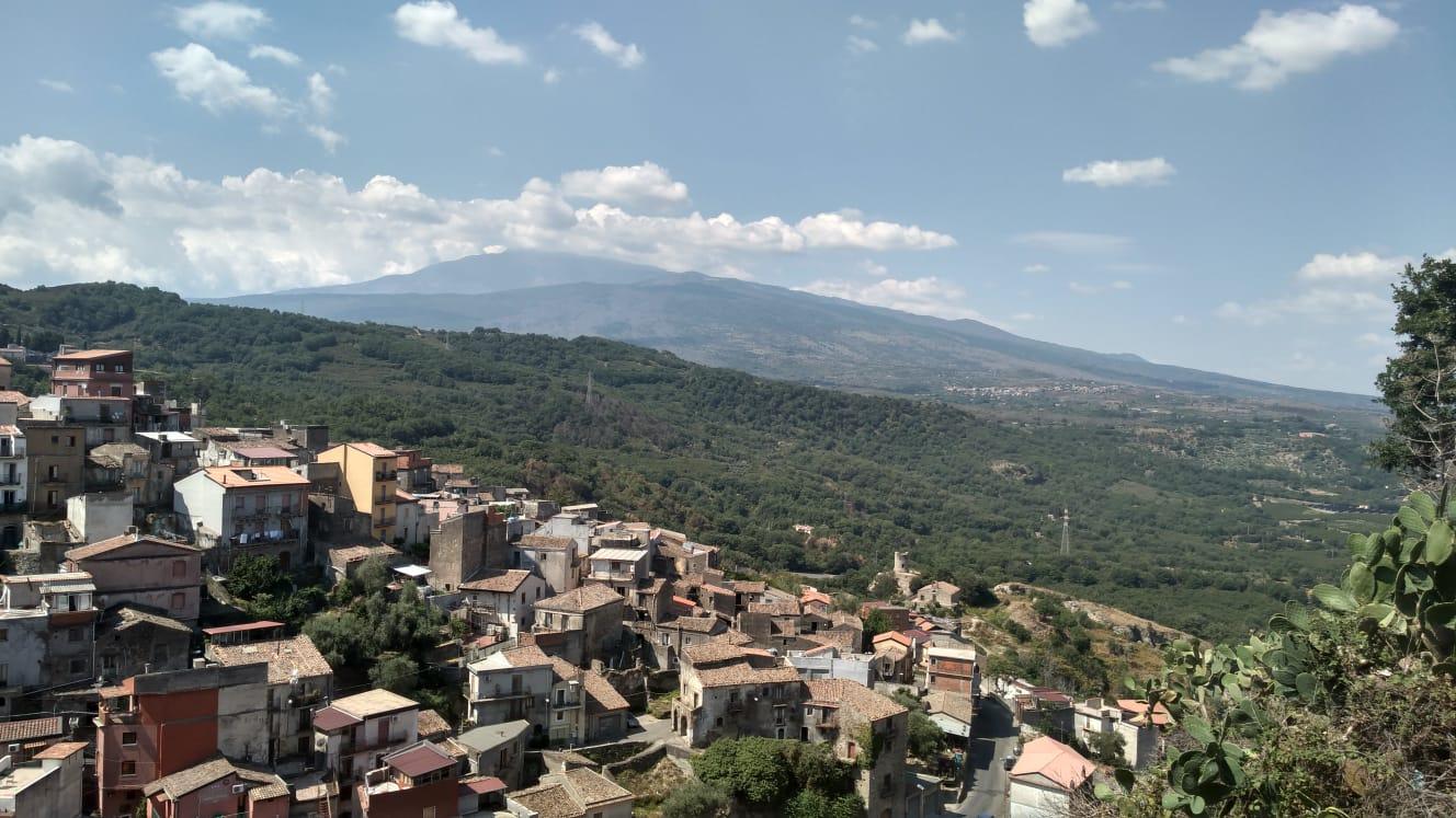 Villages de l'Etna