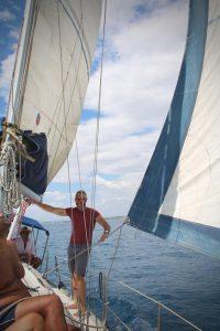 sail boat tourTaormina