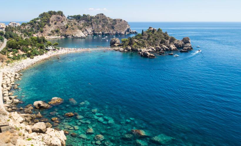 Sortie en voilier Taormina