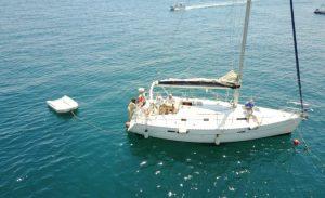 Giro in barca Taormina