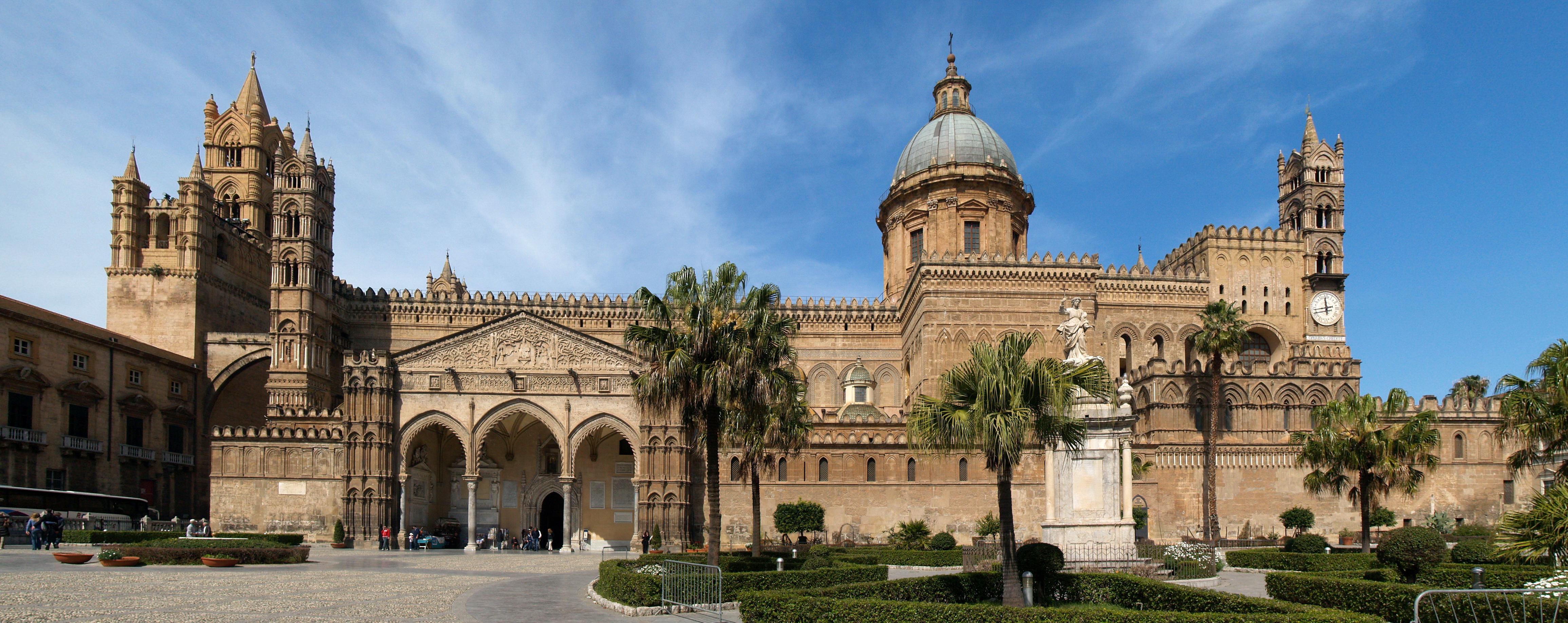 Palermo et Cefalù