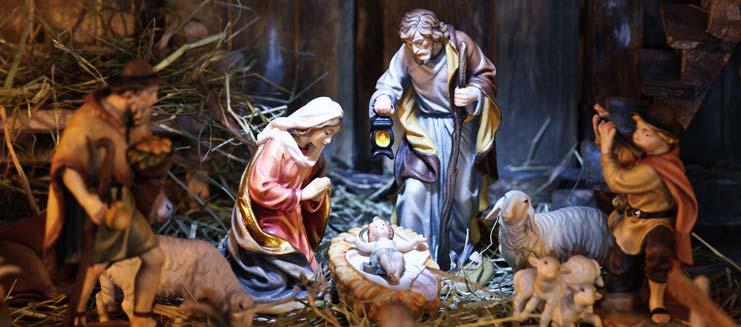 The Magic of Castelmola's Nativity scenes