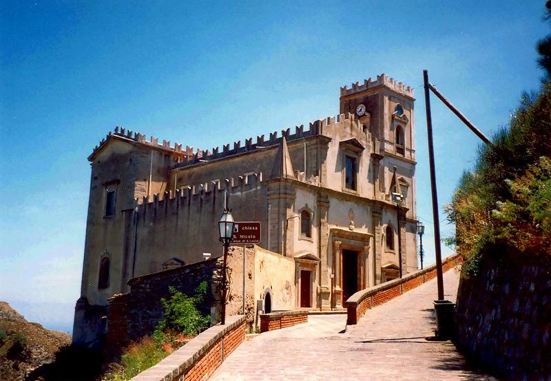 Le petit village de Savoca