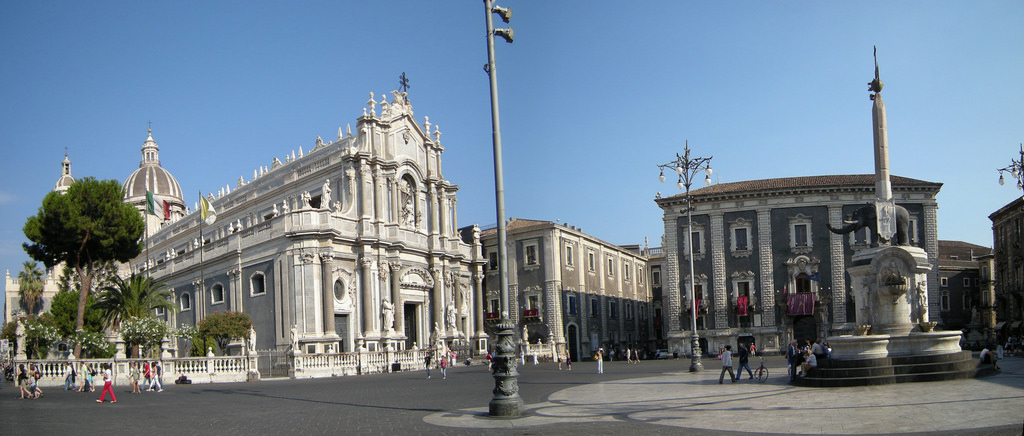Five things to see in Catania