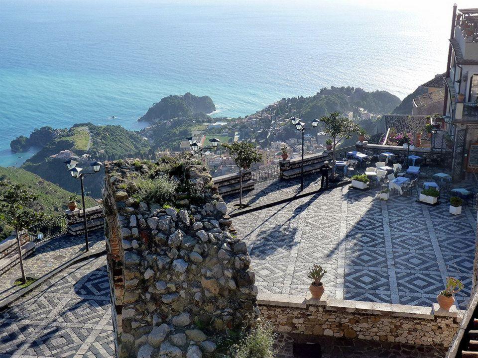 Castelmola: un des plus beaux villages d'Italie