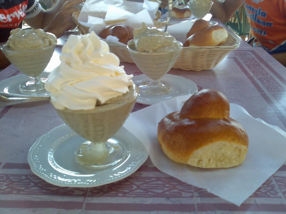 La Granita sicilienne et sa fête le 2 Juin