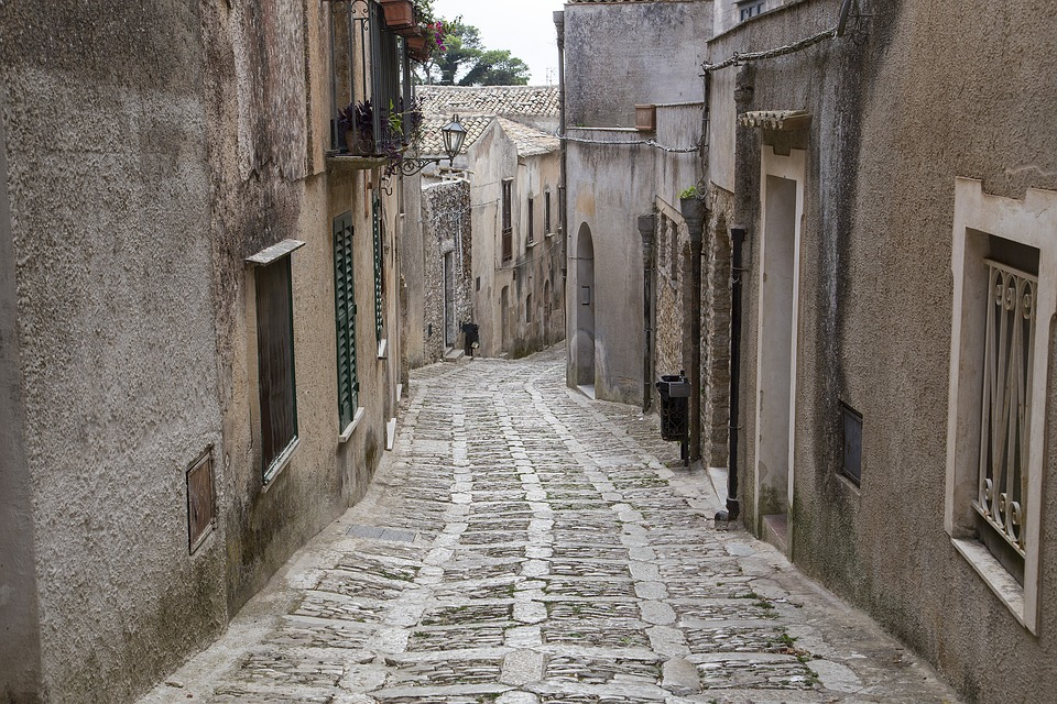 Erice: discovering a magical place