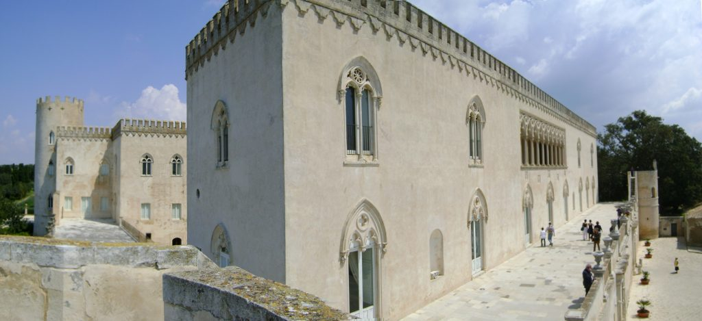 The castle of Donnafugata