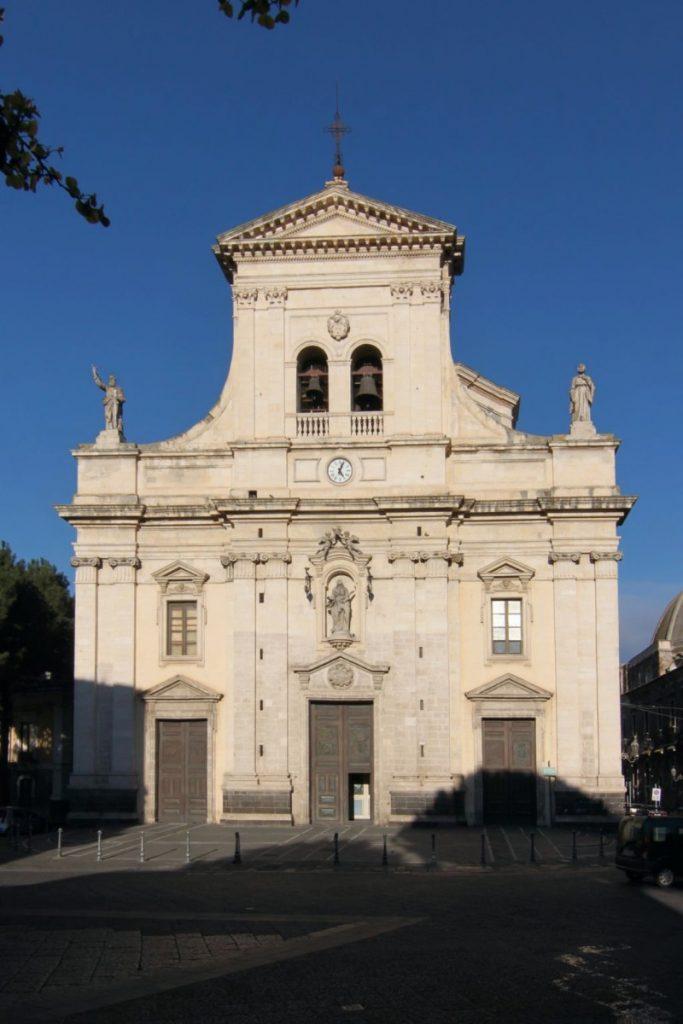 Church of Santa Barbara in Paternò