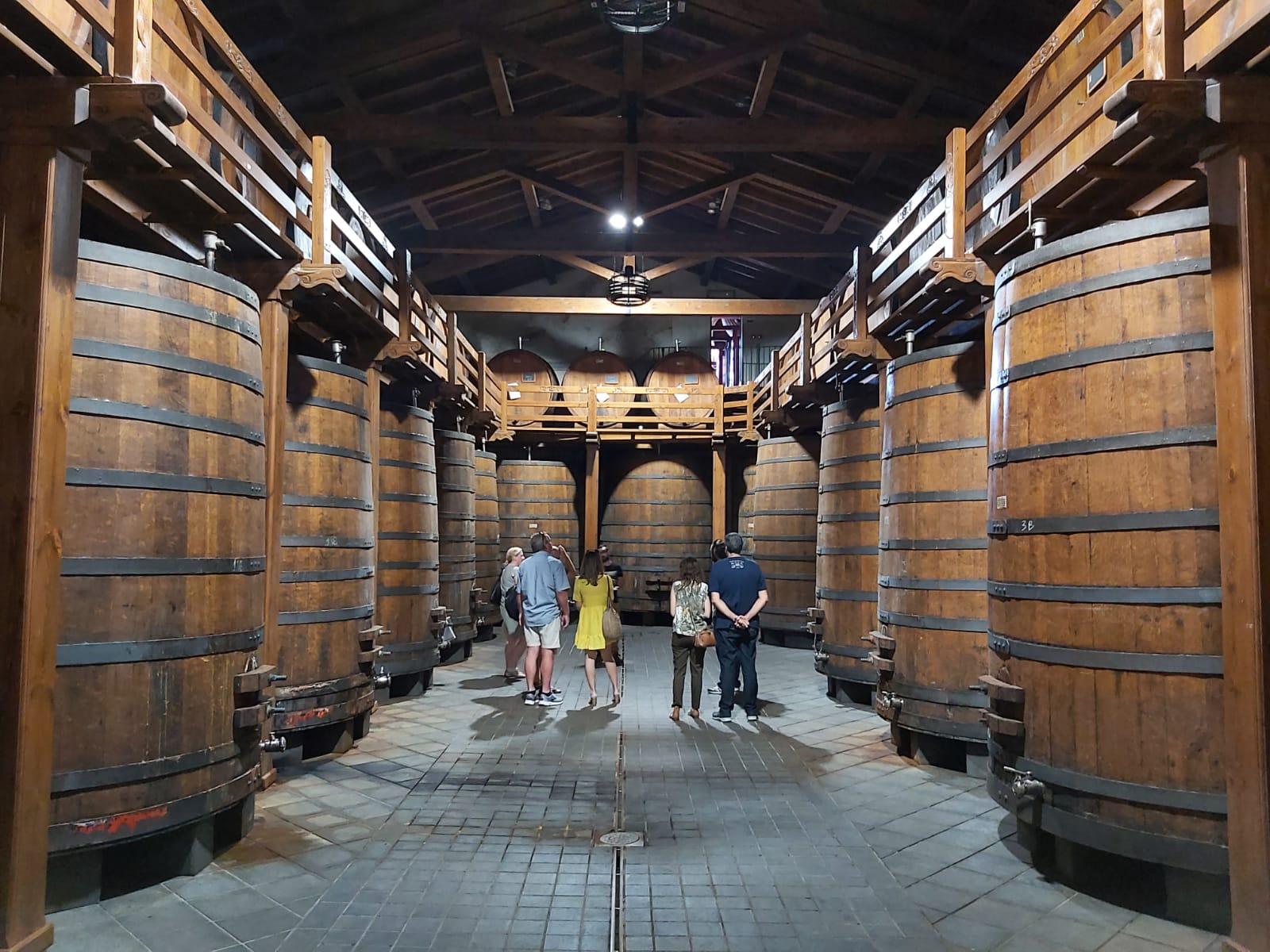 Etna Wineries Tour