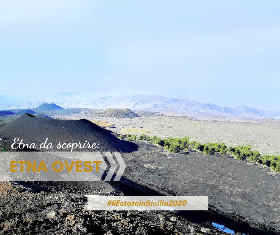 Versante Ovest dell'Etna