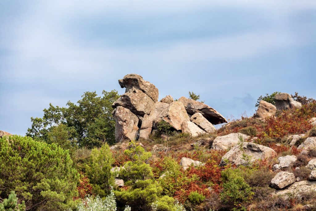 Argimusco escursione sicilia 2020