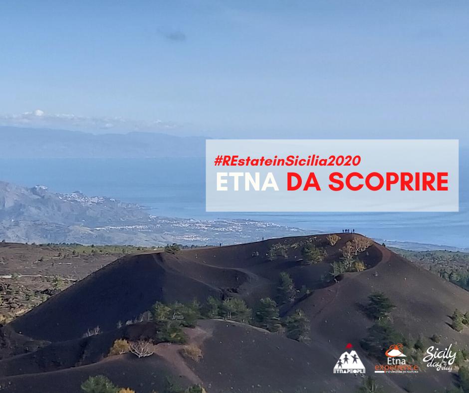 estate 2020 escursioni sull'etna