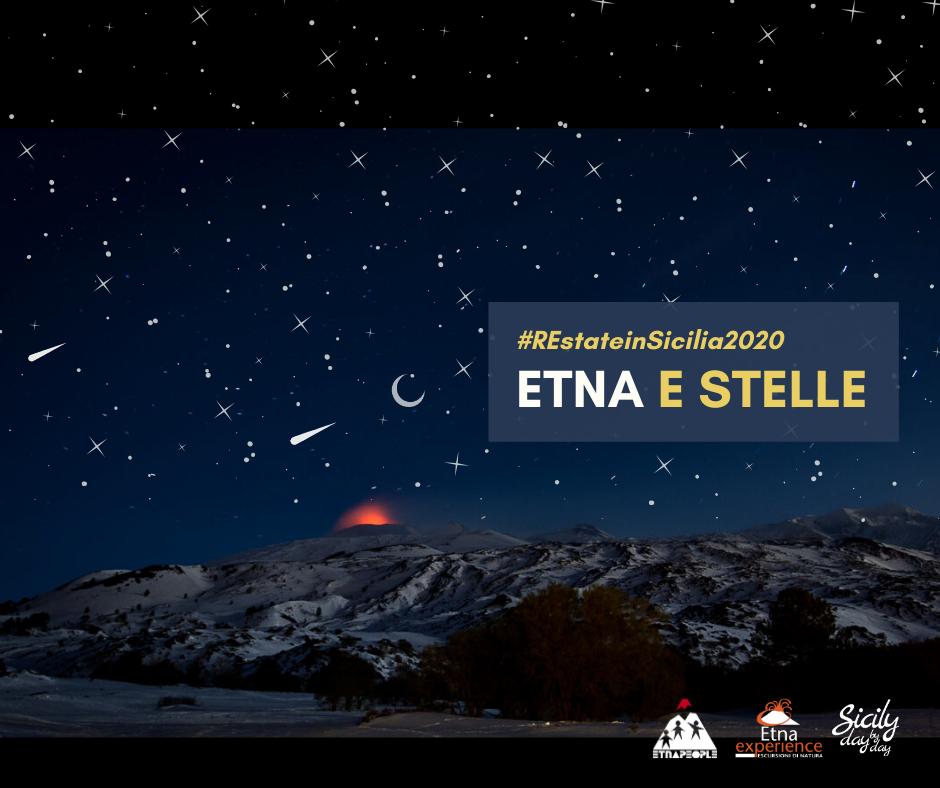 Passeggiata Notturna sull'Etna