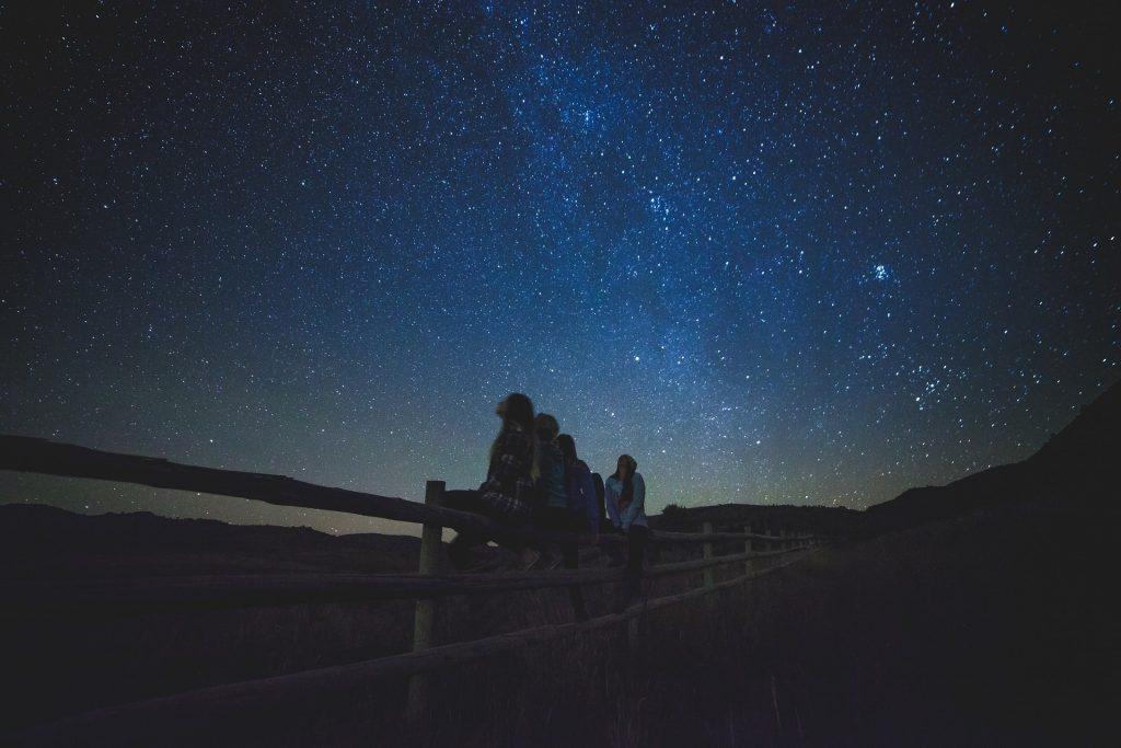 etna e stelle passeggiata notturna